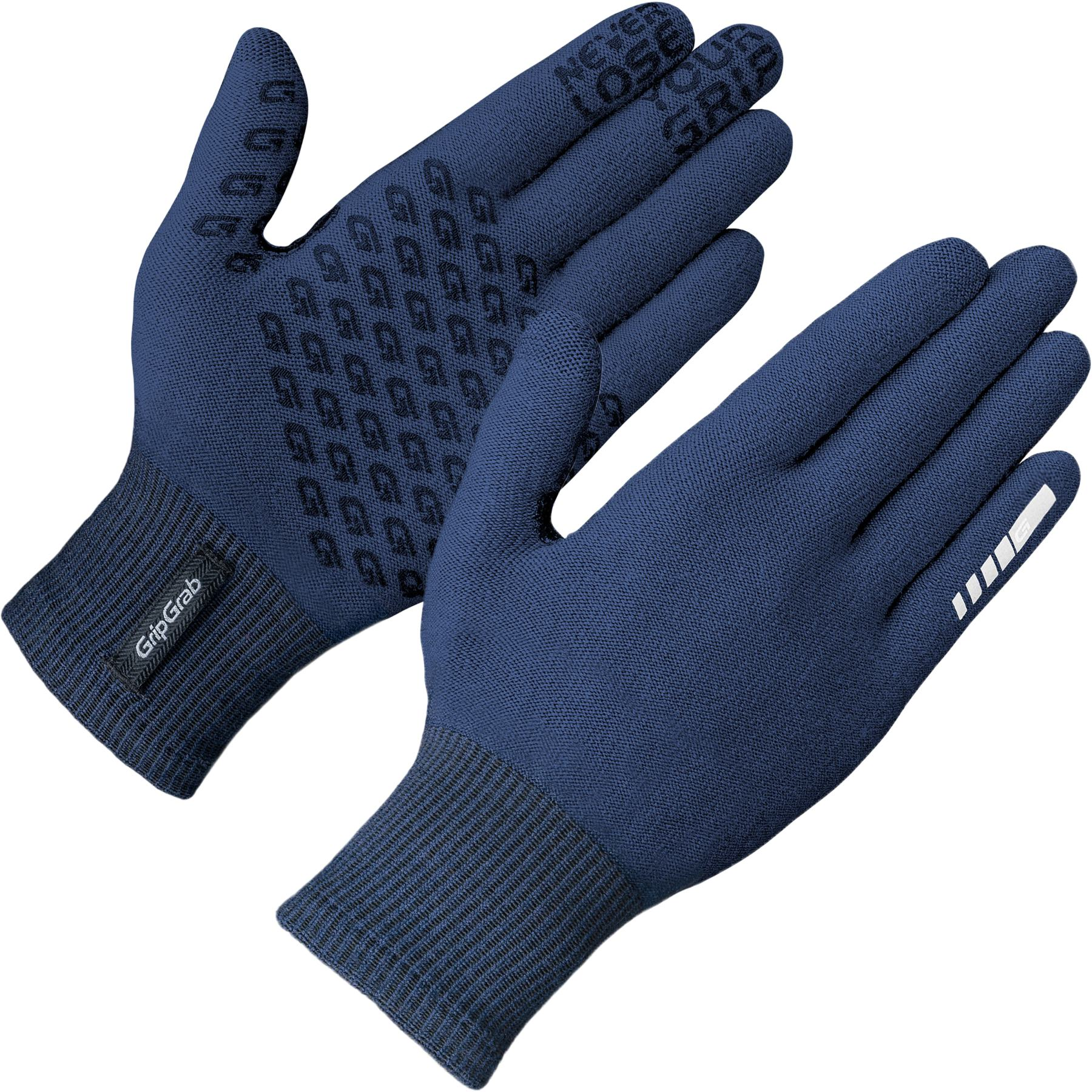 GripGrab Primavera Merino Midseason Glove II - Navy Blue
