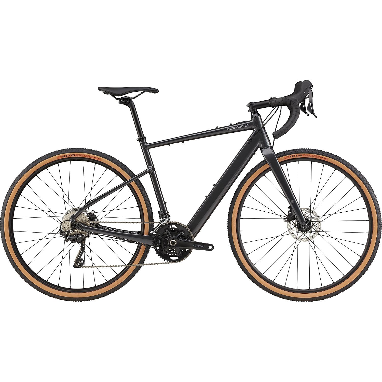 Produktbild von Cannondale TOPSTONE NEO SL 2 - Shimano GRX 400 Gravel E-Bike - 2021 - Graphite
