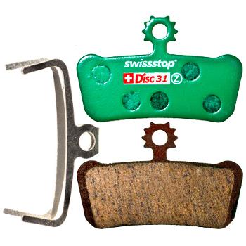 SwissStop Disc 31 Brake Pads for Avid X0 Trail / Elixir Trail / SRAM Guide