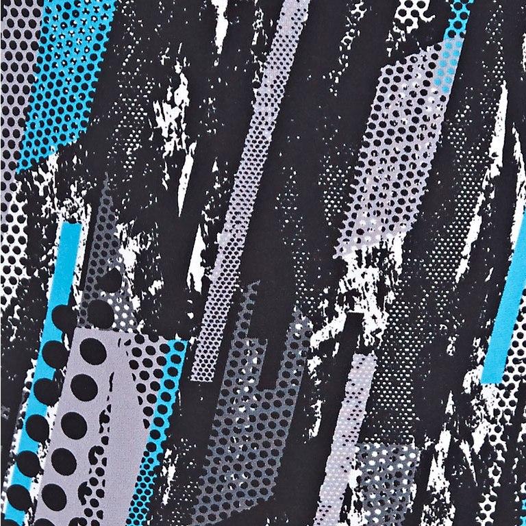 Bild von Zoggs Minnamurra Strikeback Swimsuit Badeanzug - black/multi