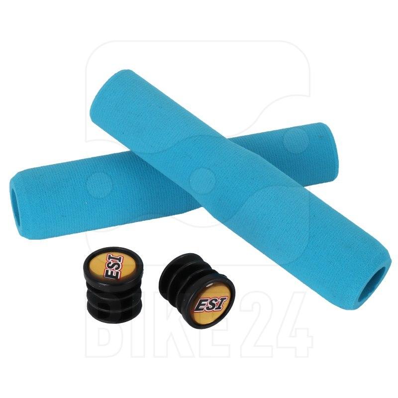 ESI Grips Fit SG MTB Grips - Aqua