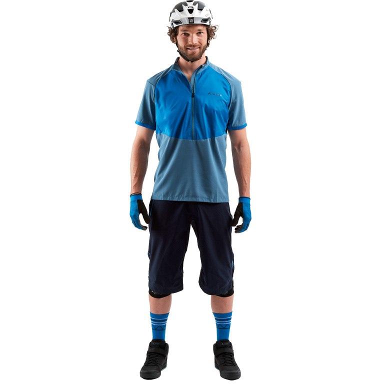 Image of Vaude Men's eMoab Shorts for eMountain biking - black