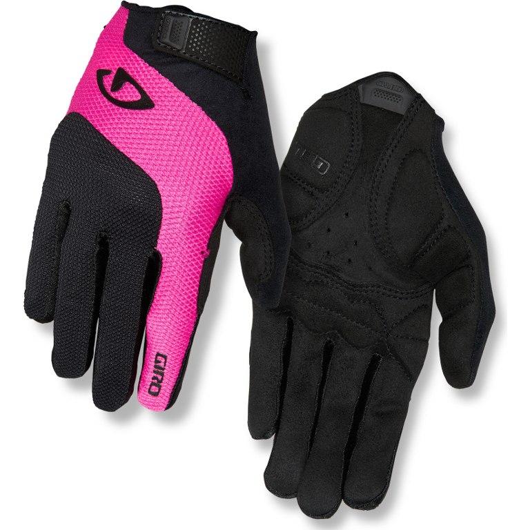 Giro Tessa LF Gel Gloves Women - black/pink