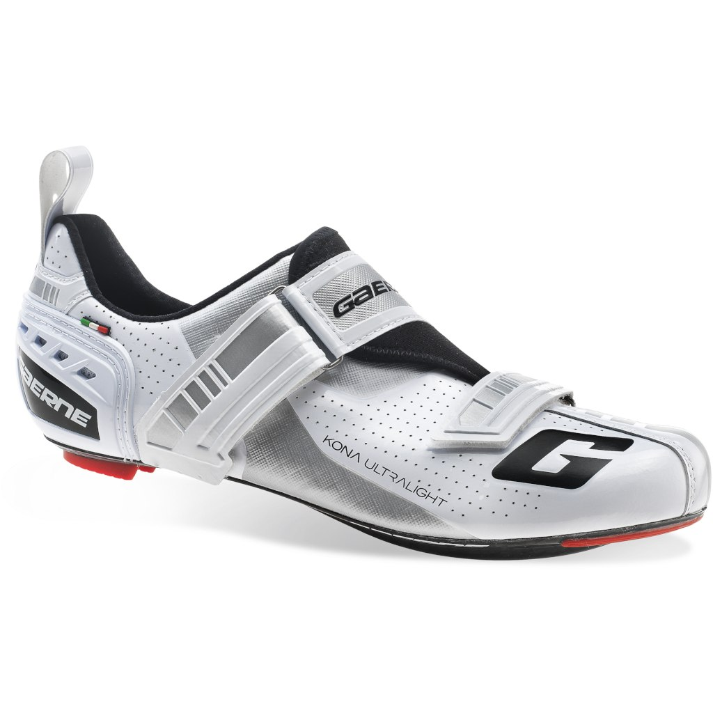Gaerne Speedplay Carbon G.KONA Triathlon Road Shoe - White