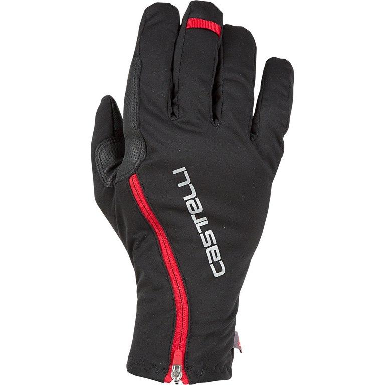 Produktbild von Castelli Spettacolo RoS Vollfinger-Handschuhe - black/red 010
