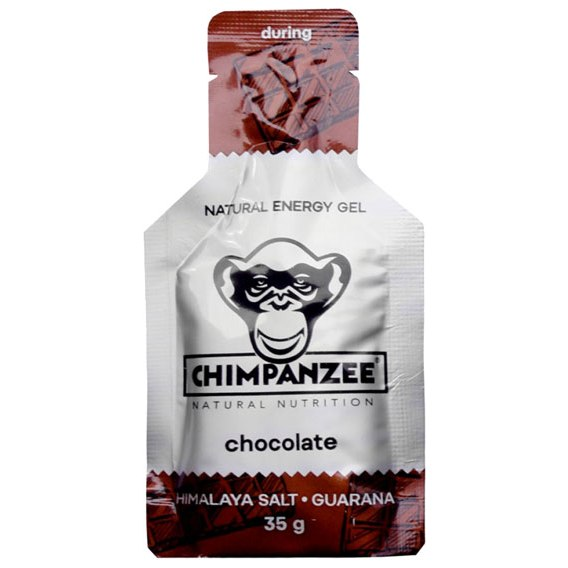 Image of Chimpanzee Natural Energy Gel with Carbohydrates + Minerals - 25x35g