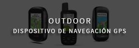 Dispositivos de navegación para excursiones al aire libre de Garmin