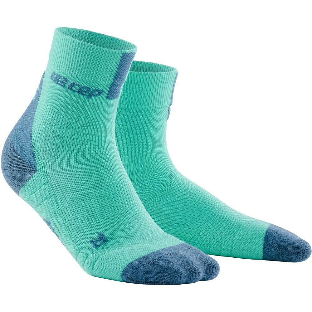 CEP Compression Socks Short 3.0 - mint/grey