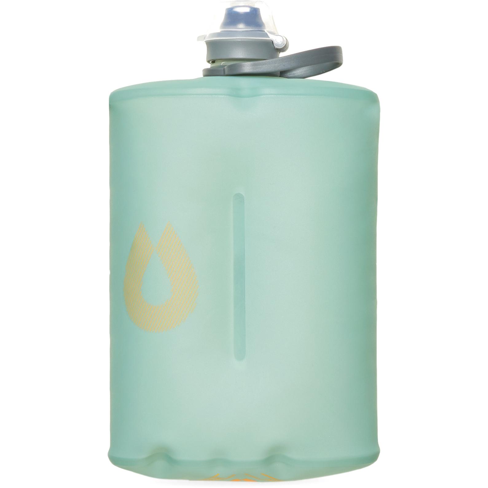 Bild von Hydrapak Stow™ Faltflasche 1L - Sutro green