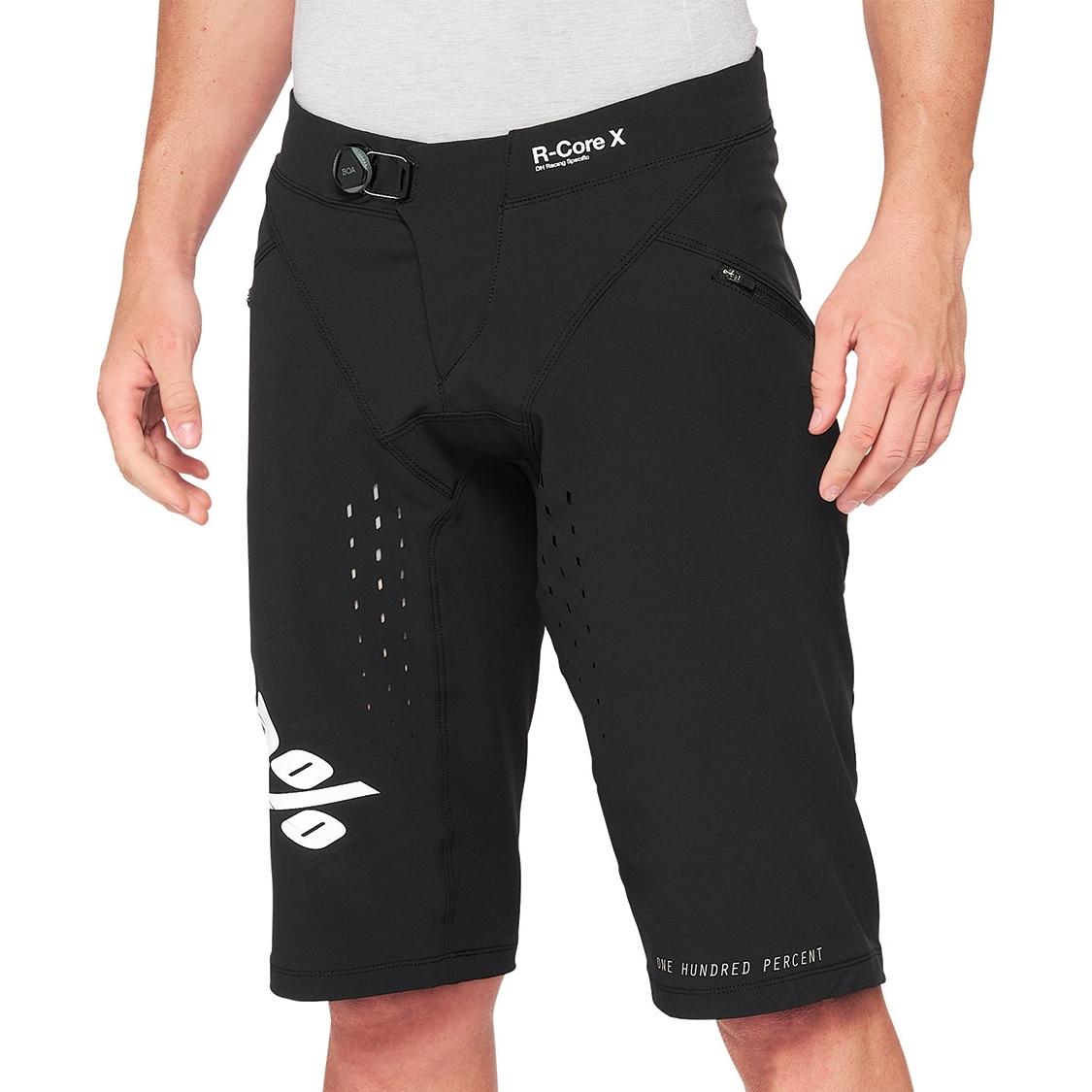 100% R-Core-X Shorts - black