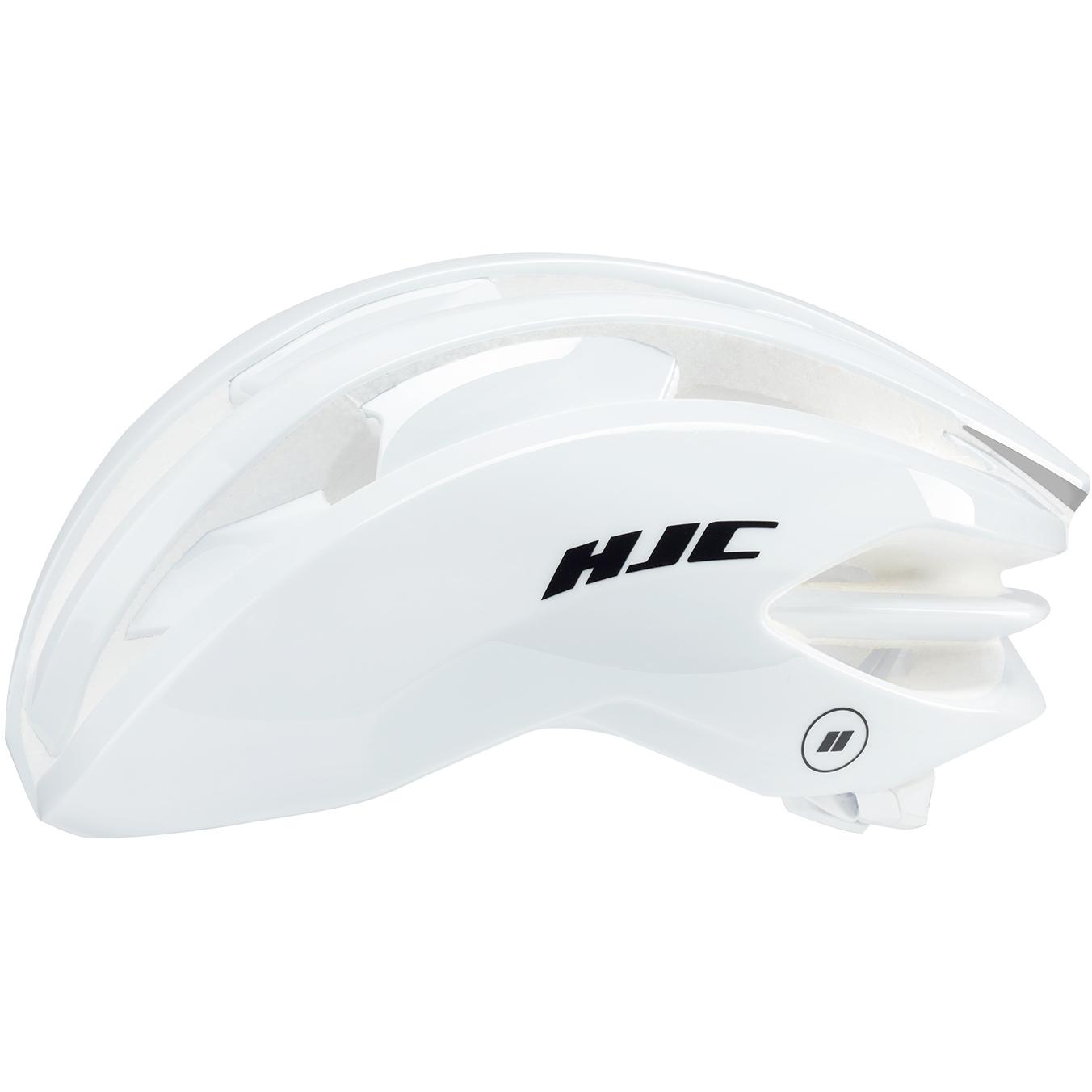 HJC IBEX 2.0 Casco carretera LTD - vintage white