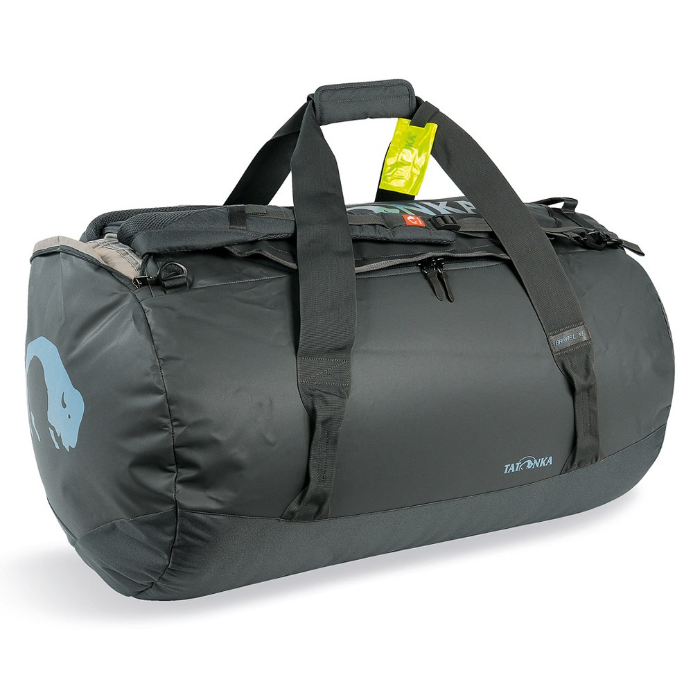 Picture of Tatonka Barrel XL Travel Bag - titan grey