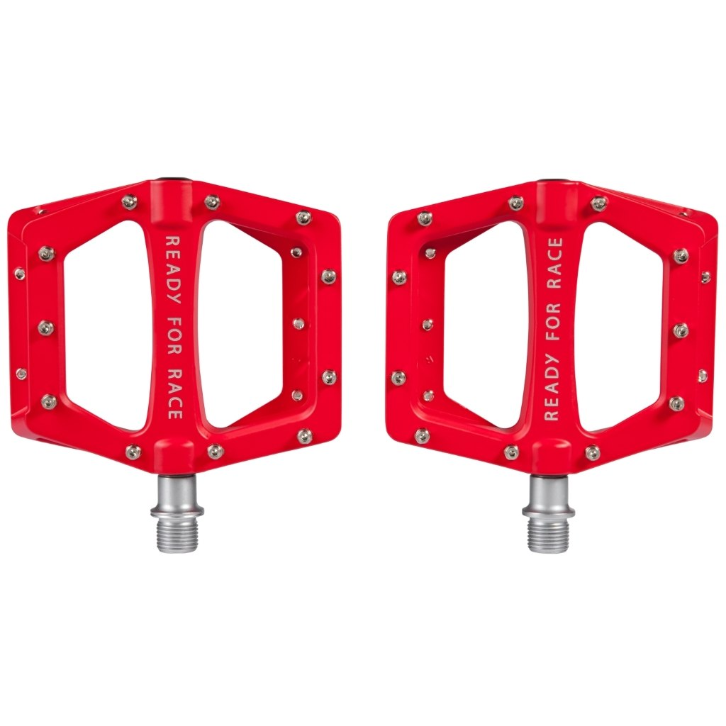 RFR Pedals Flat RACE - red