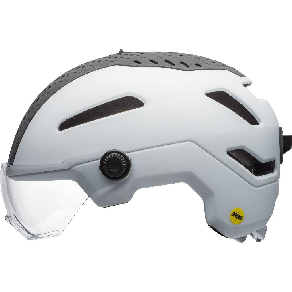 Bell Annex Shield MIPS Helmet - matte white