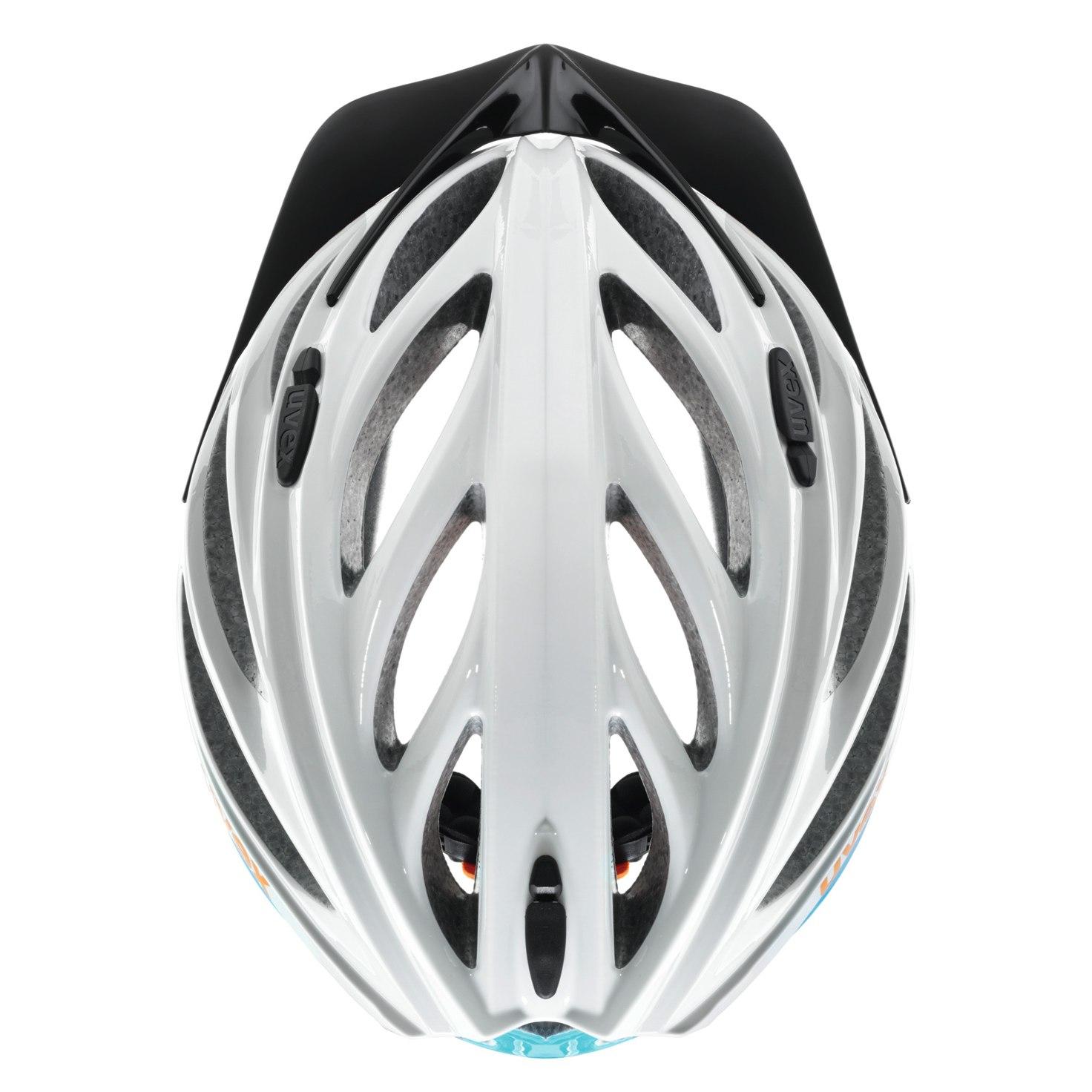 Image of Uvex boss race Helmet - black