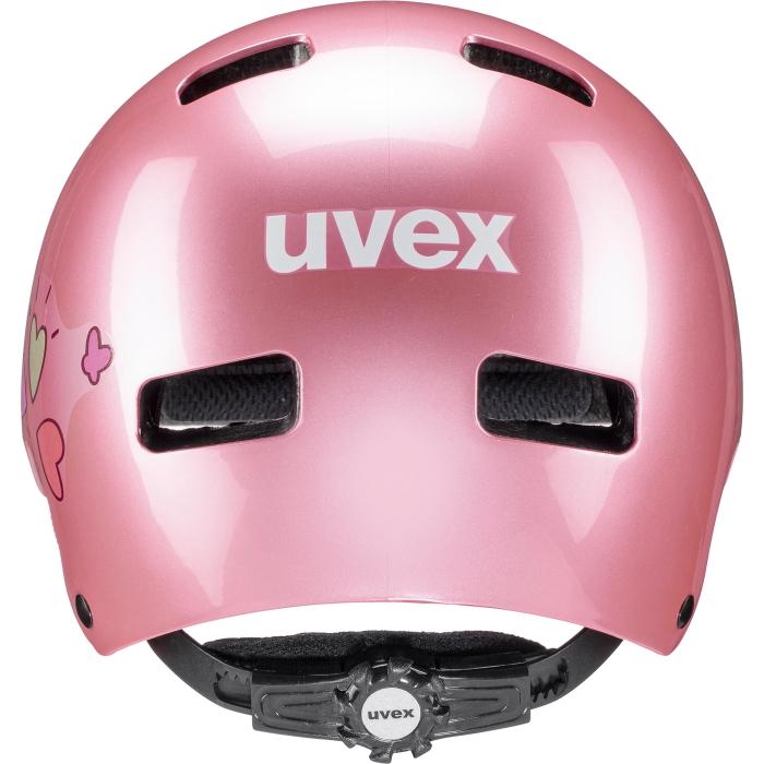 Bild von Uvex kid 3 Kinderhelm - pink heart