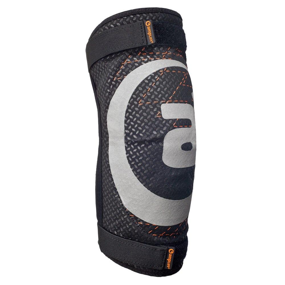 Amplifi Cortex Polymer Elbow Protector - black