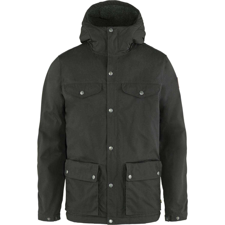 Produktbild von Fjällräven Greenland Winter Jacke - dark grey