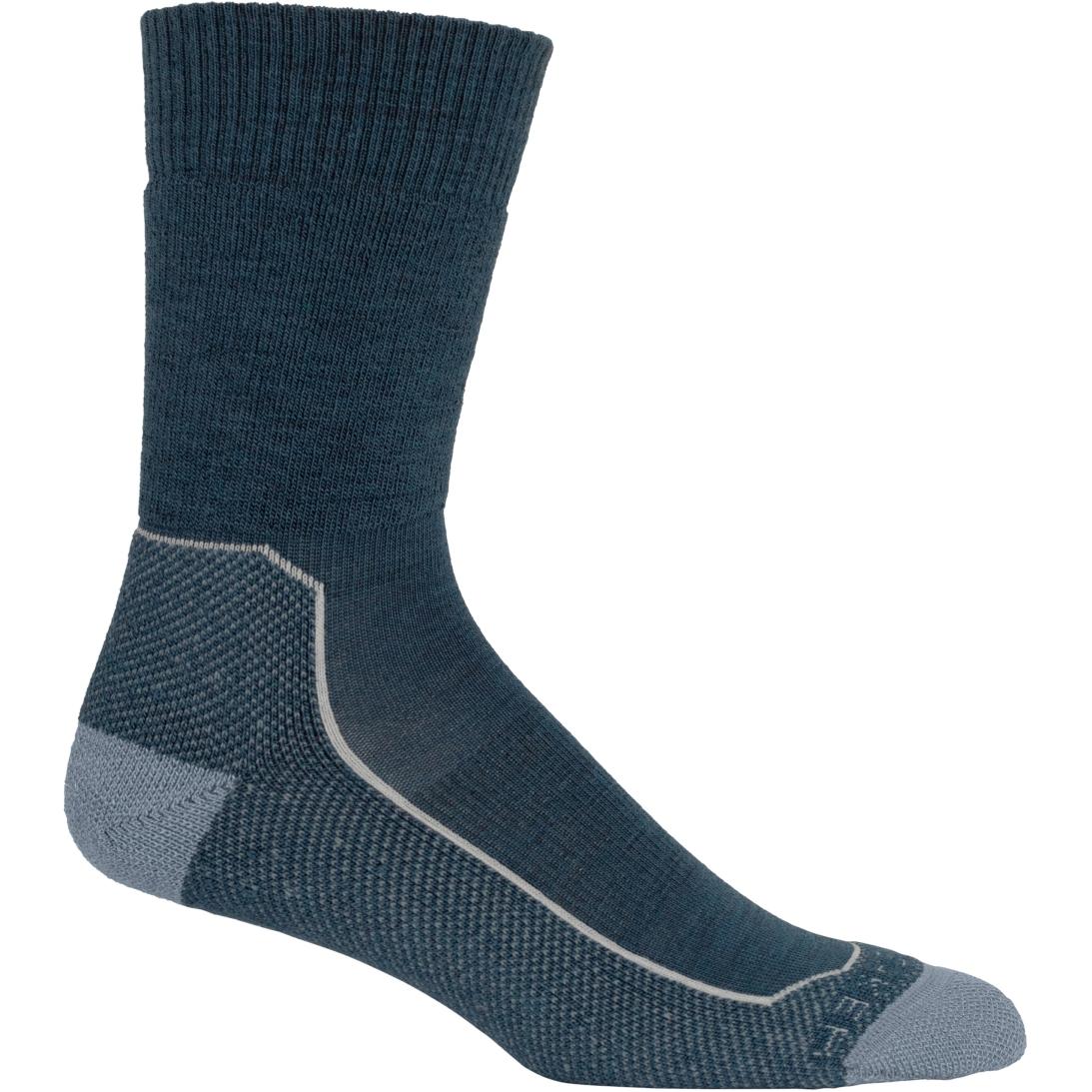 Produktbild von Icebreaker Hike+ Medium Crew Damen Socken - Serene Blue