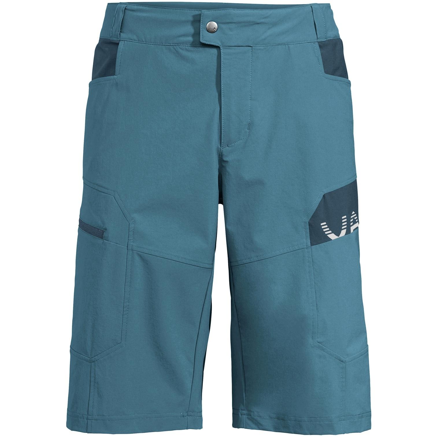 Vaude Altissimo Shorts III - blue grey