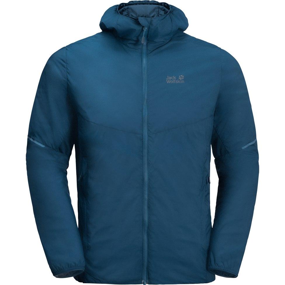 Jack Wolfskin Opouri Peak Jacket M - poseidon blue