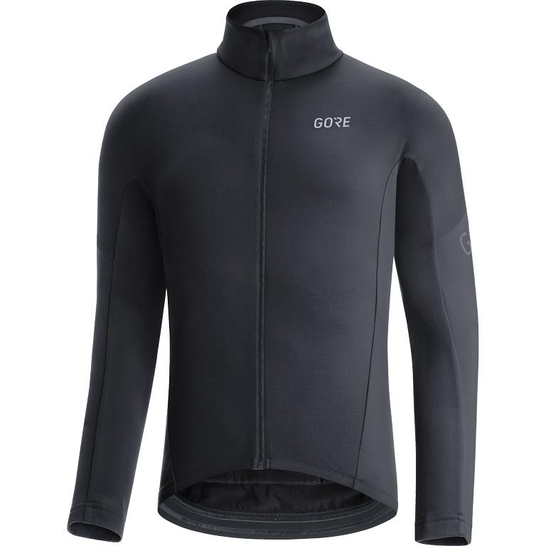 Produktbild von GORE Wear C3 Thermo Trikot 100647 - black 9900