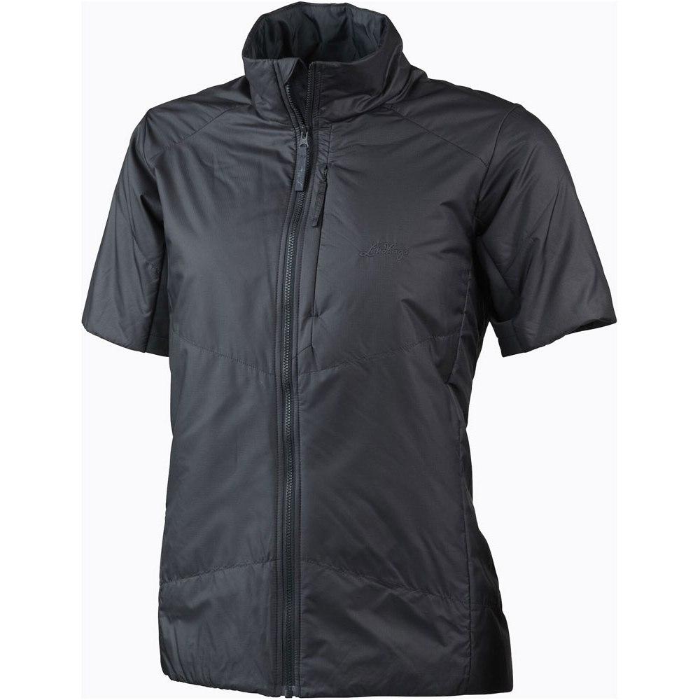 Lundhags Viik Lt Women's Tee Short Sleeved Jacket - Black 900