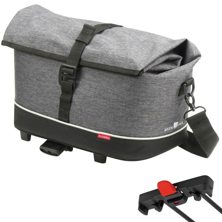 KLICKfix Rackpack City Racktime 0265RC - grey