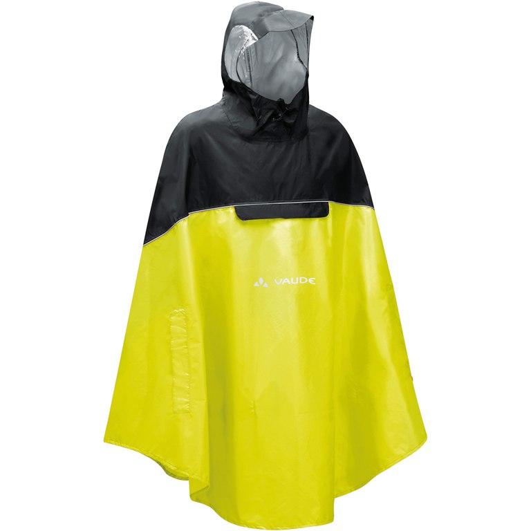 Vaude Covero Poncho II - Zitrone
