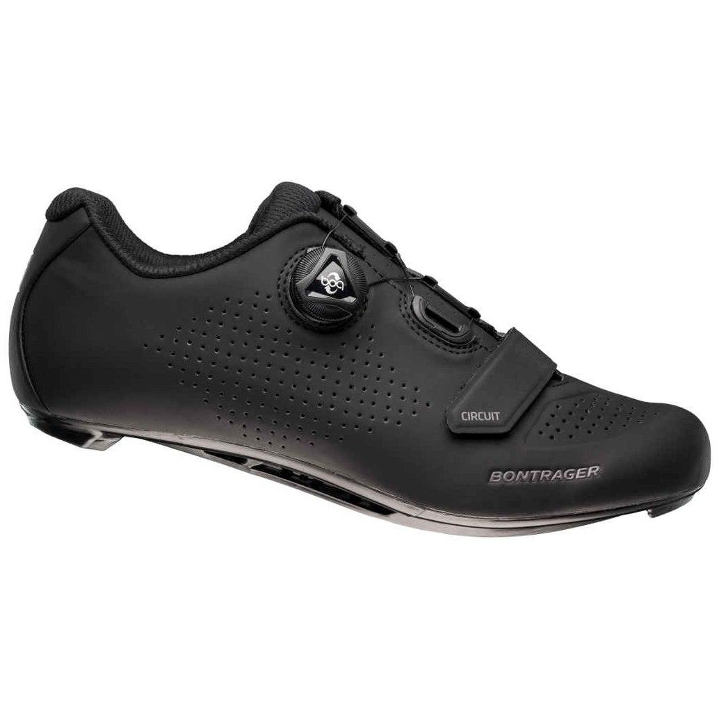 Bontrager Circuit Road Bike Shoe - black