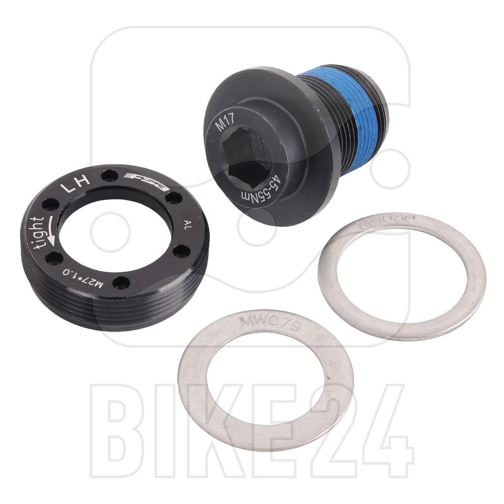 FSA QR14 Crank Bolt M17