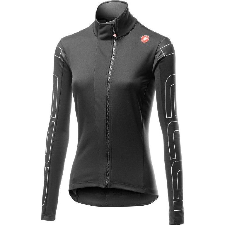 Castelli Transition W Jacket Women's - light black/ivory 085