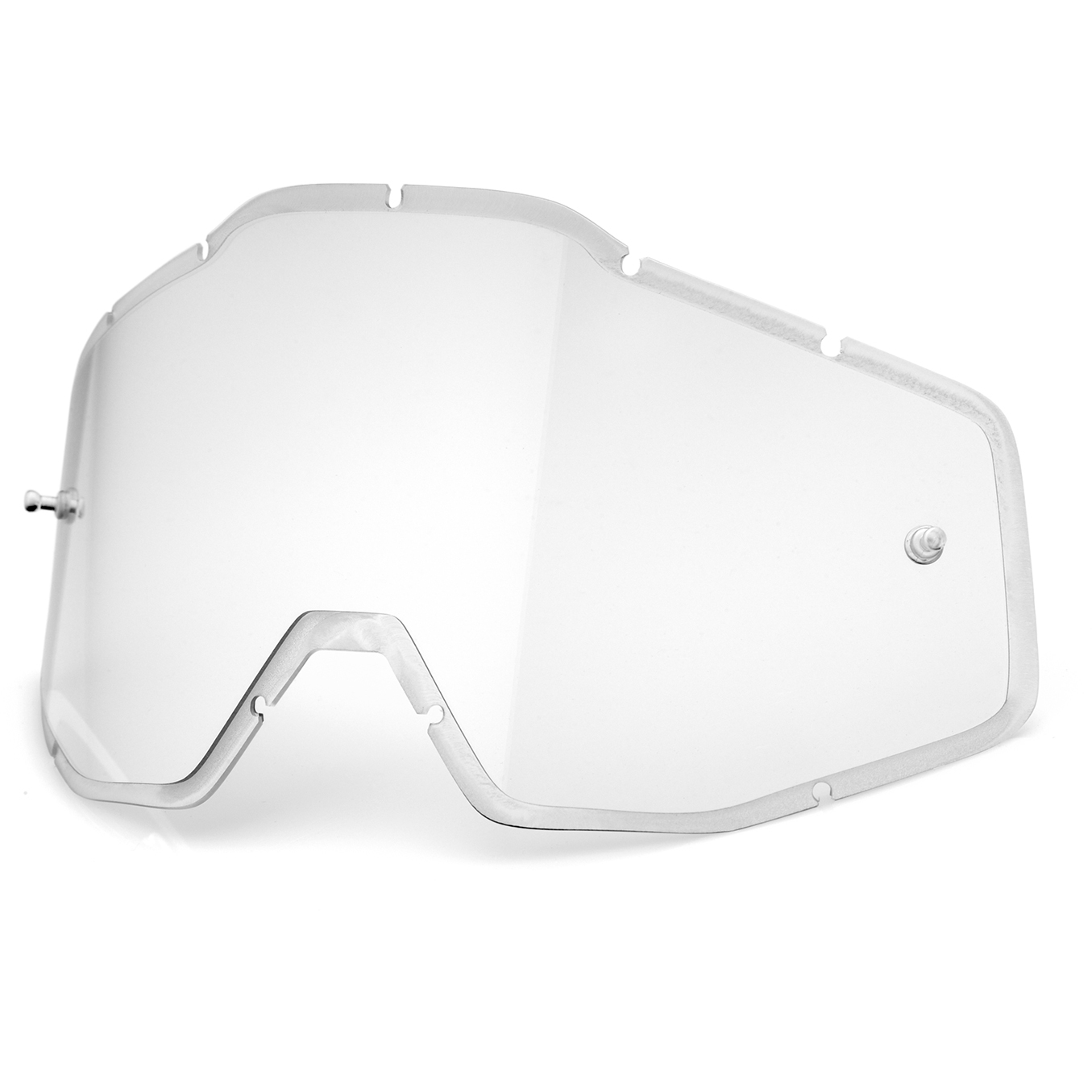 100% Strata Mini Anti Fog lente de repuesto - clear