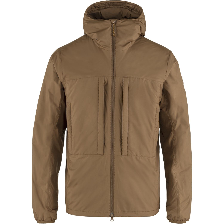 Fjällräven Keb Wool Padded Jacke - timber brown