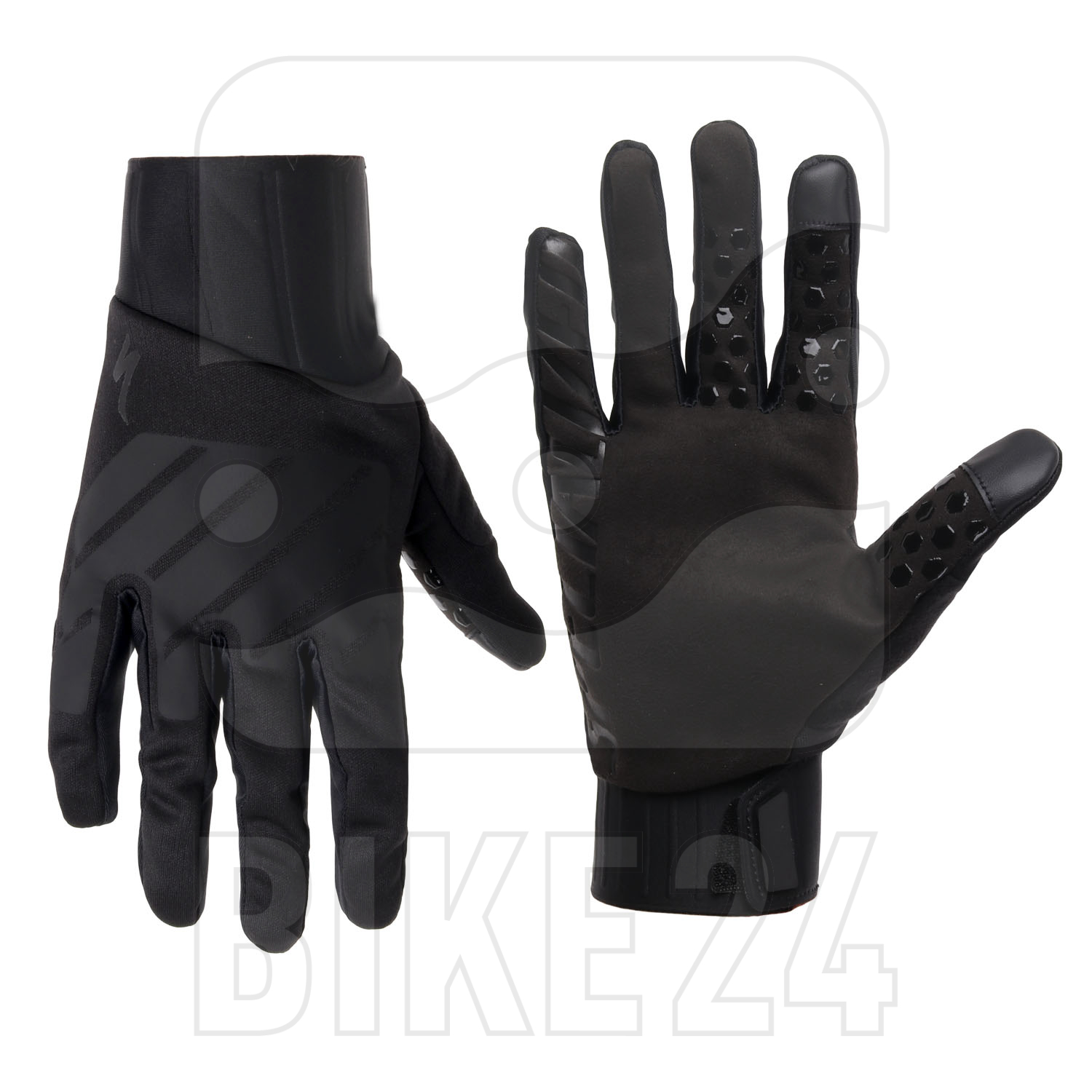 Foto de Specialized Trail-Series Thermal Guantes - negro
