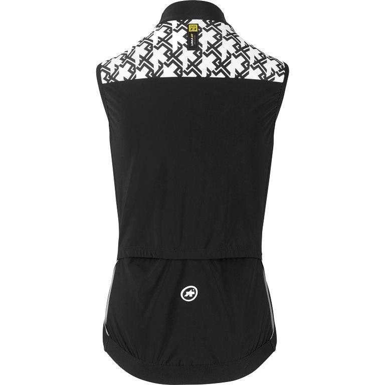 Image of Assos UMA GT Spring Fall Airblock Vest Women - blackSeries