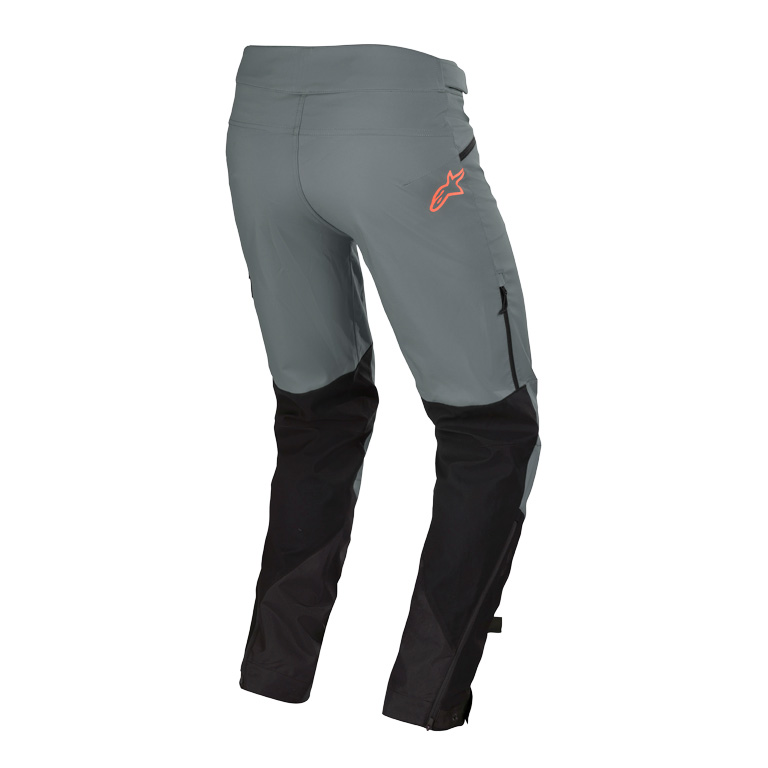 Image of Alpinestars Nevada MTB Pants - black/gun metal/coral