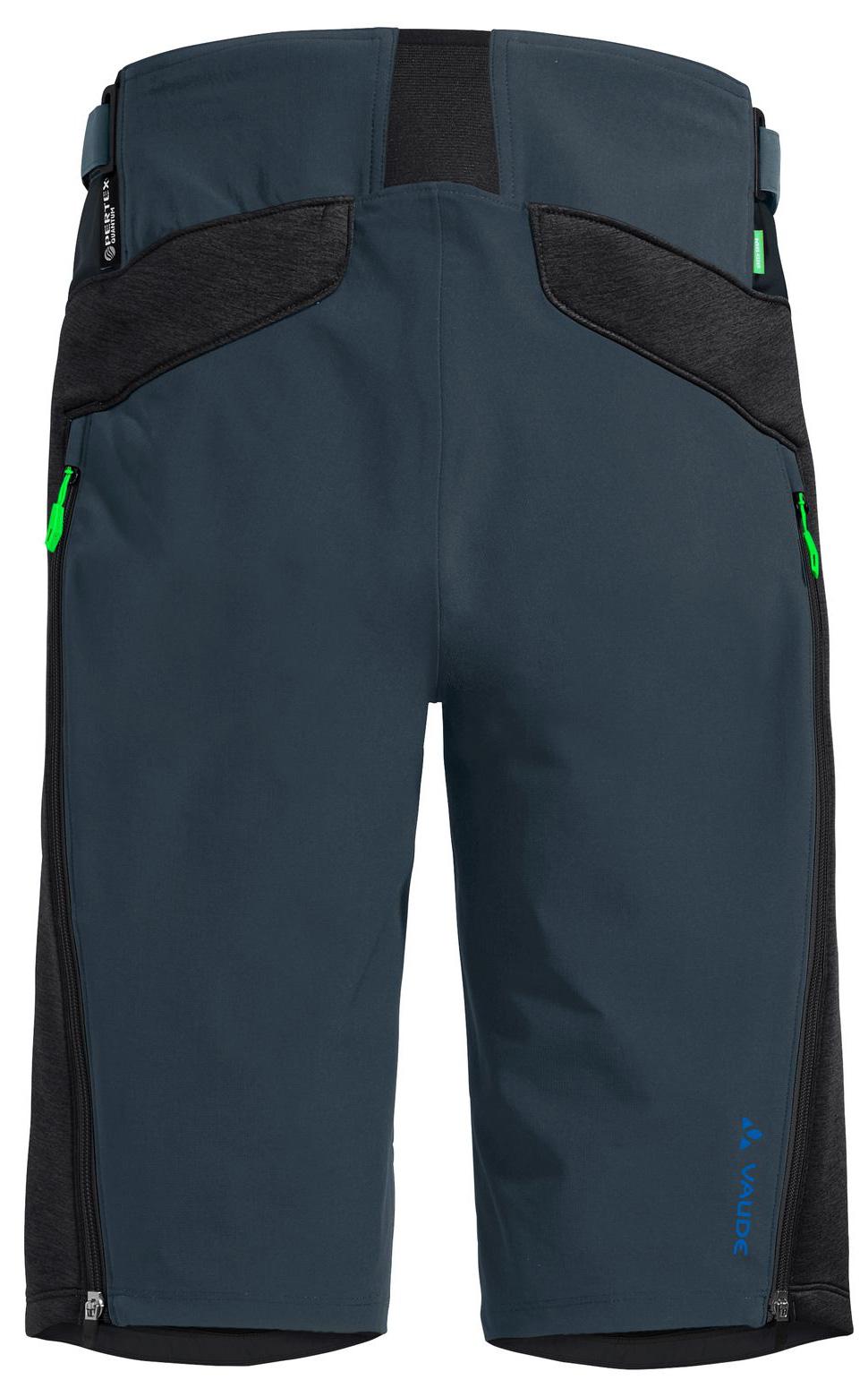 Bild von Vaude Minaki Shorts III Unisex Hose - vibrant green