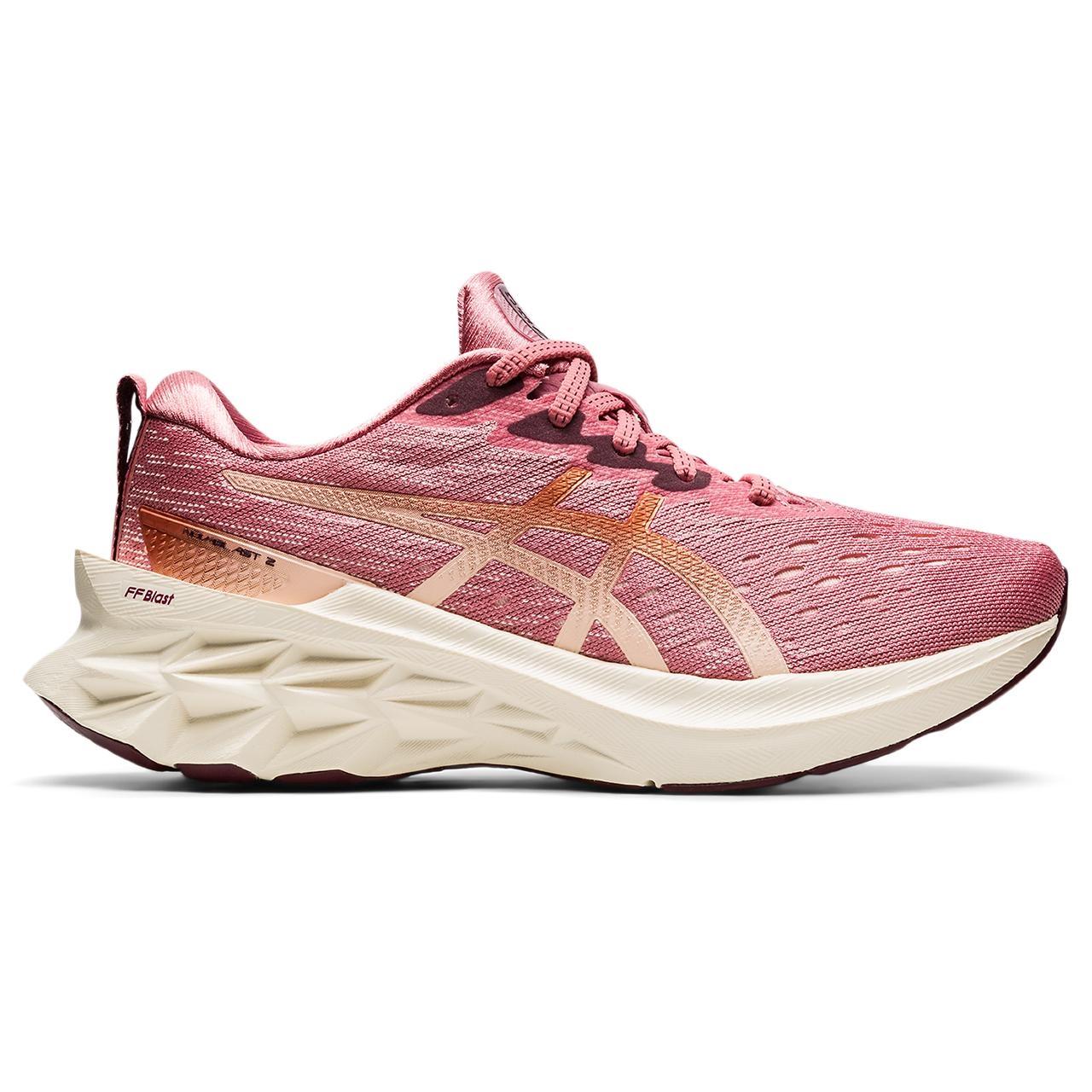 asics Novablast 2 Running Shoe Women - smokey rose/pure bronze