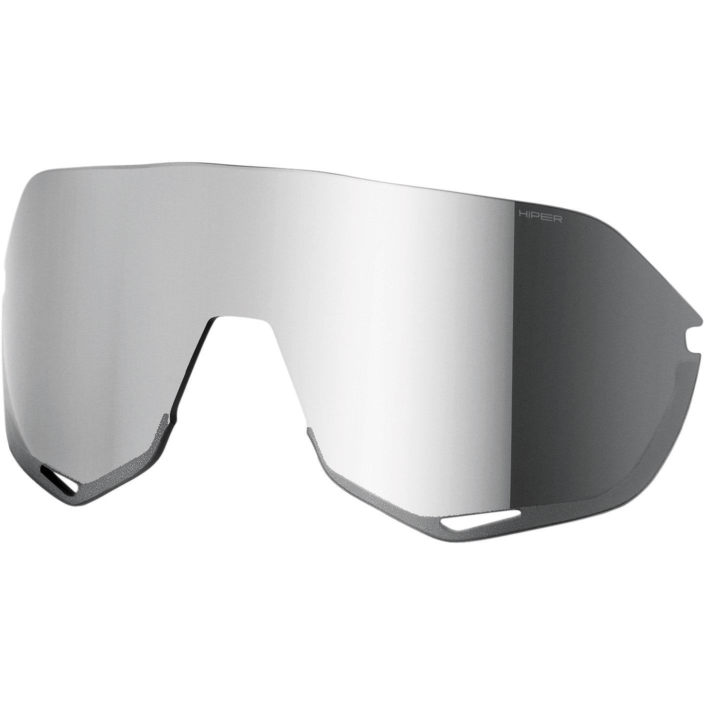Imagen de 100% S2 HiPER Mirror Lente de repuesto - Silver