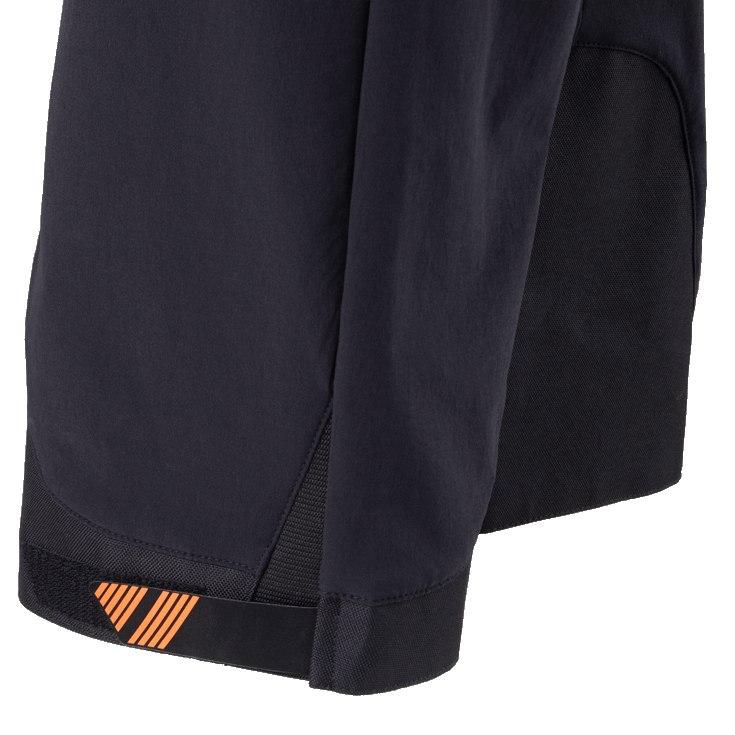 Imagen de 45NRTH Naughtvind Winter Softshell Pants - black