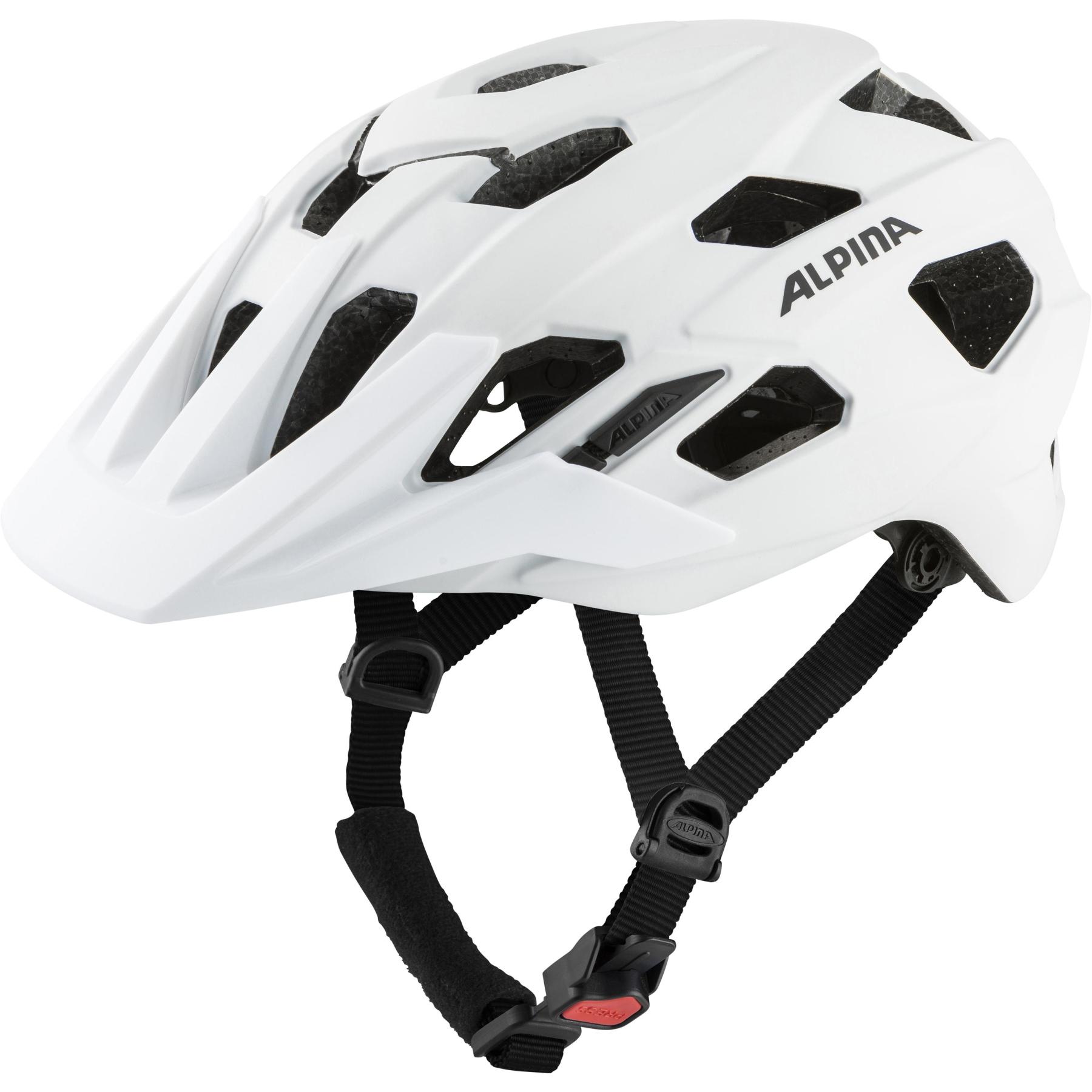 Alpina Anzana Helmet - white matt