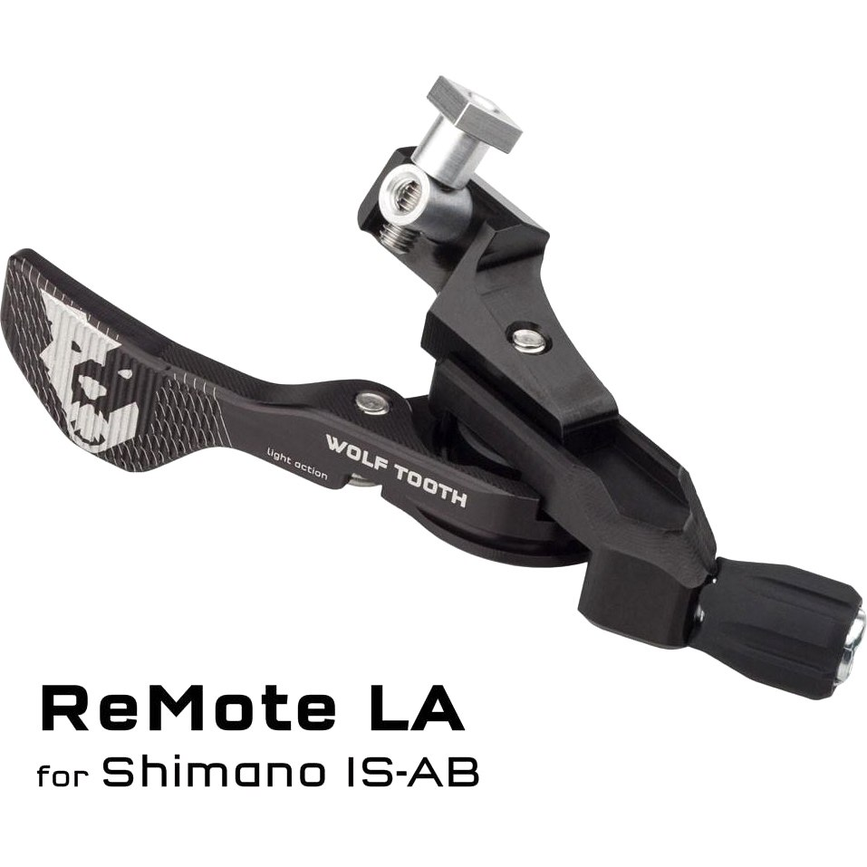Wolf Tooth ReMote Light Action Dropper Post Remote for Direct Mounting on the Brake Lever