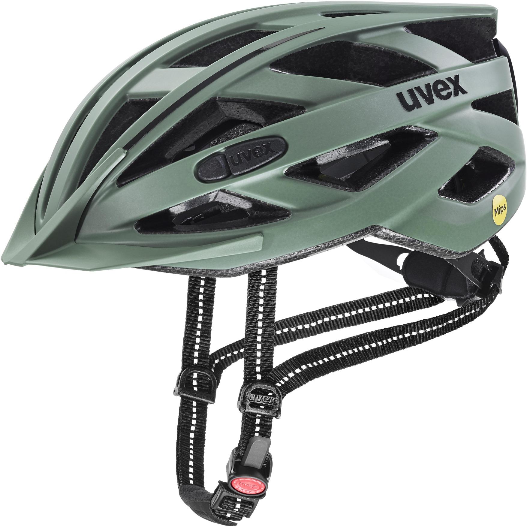 Uvex city i-vo MIPS Helmet - moss green mat