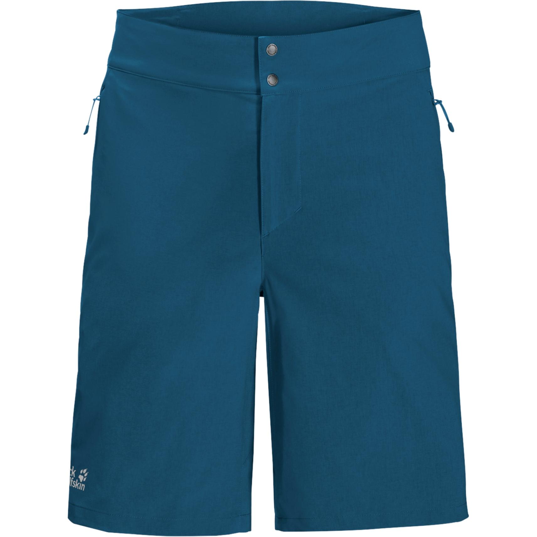 Jack Wolfskin Gradient Shorts - dark cobalt