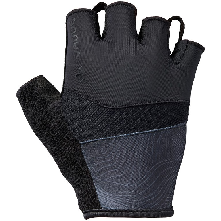 Vaude Men's Advanced Gloves II Kurzfinger-Handschuh - black