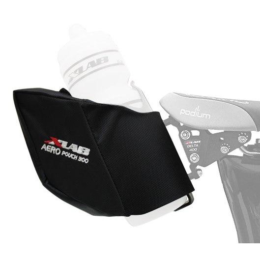 XLAB Aero Pouch 300 Saddle Bag - black