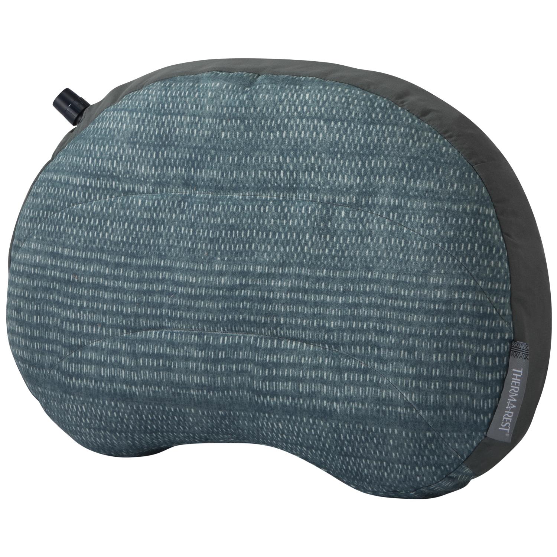 Foto de Therm-a-Rest Air Head L Pillow - Blue Woven