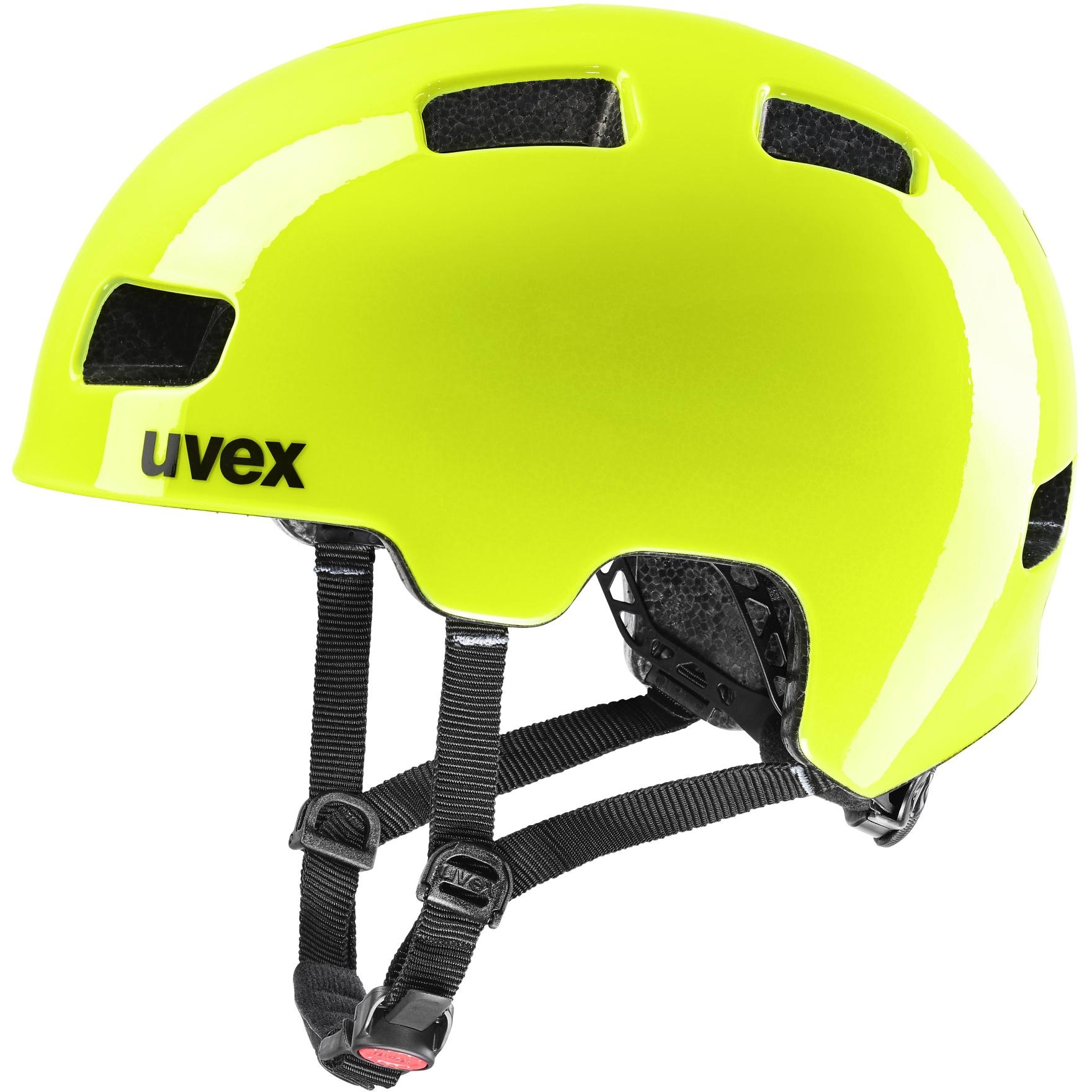 Uvex hlmt 4 Kids Helmet - neon yellow