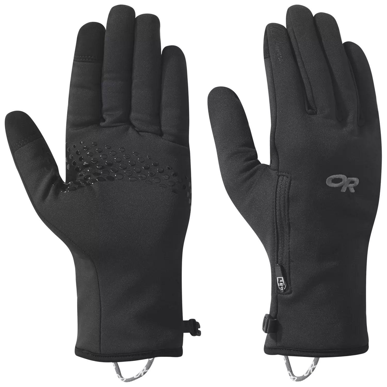 Outdoor Research Men's Versaliner Sensor Gloves - black